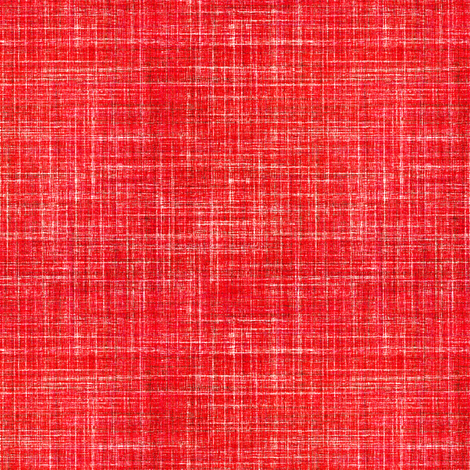 Linen in Cayenne Red fabric by joanmclemore on Spoonflower - custom fabric