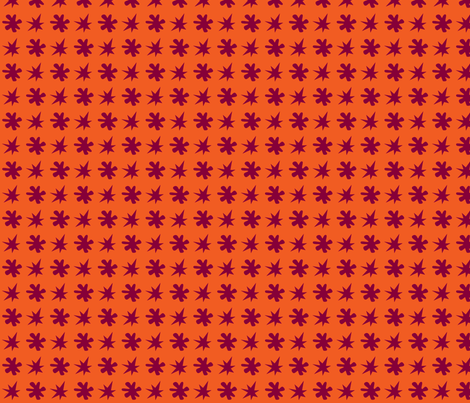 Bouba/Kiki 5 fabric by dscougar on Spoonflower - custom fabric
