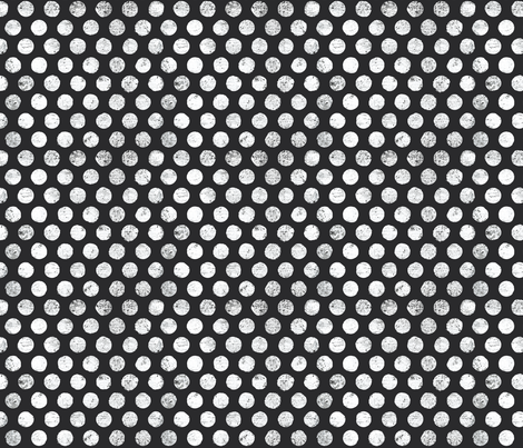 perfectly_imperfect_dots_PS fabric by katarina on Spoonflower - custom fabric