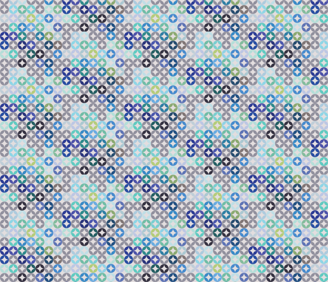 oriel. cloudy. fabric by emilycier on Spoonflower - custom fabric