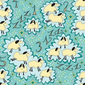 Counting Sheep (Dreamy)