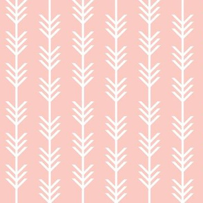 pink arrow stripes