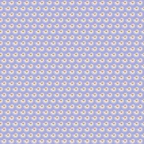 Tiny Pastel Fractal Nautilus Shell