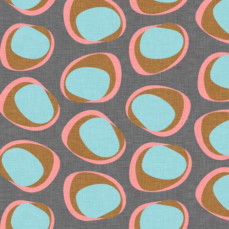 Whole grains fabric by nouveau_bohemian on Spoonflower - custom fabric