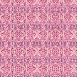 So many pinks!