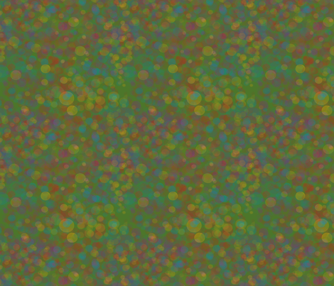 Light Reflections in Green fabric by redbicycle on Spoonflower - custom fabric