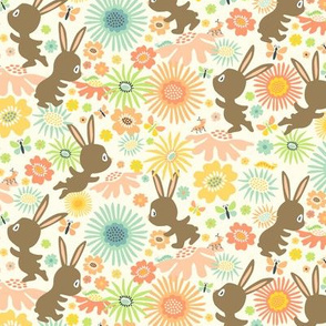 Meadow Bunnies: Chocolate Cream