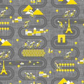 Vive Le Tour wallpaper