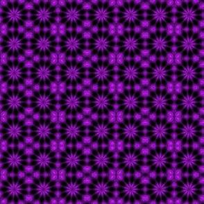 Purple Star Burst