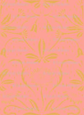 Sunflowers ~ Rococo Gold on Duchess