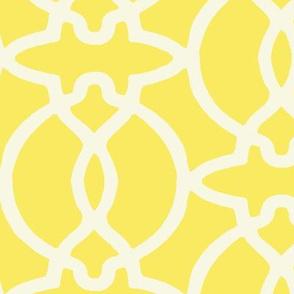 Yellow New Trellis