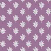 Old Oak - Lavender & Pale Grey