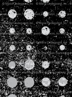 Concrete-black and white