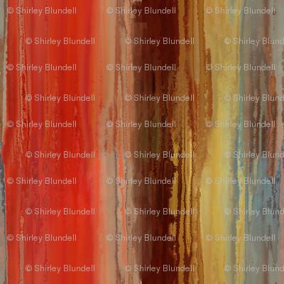Fabric image drip dye