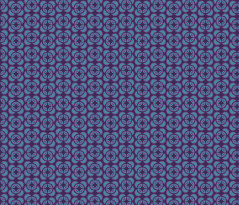 Mona 3 fabric by motifs_et_cie on Spoonflower - custom fabric