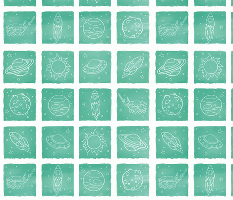 Science_Fair_6 fabric by smile-peace-love-creative on Spoonflower - custom fabric