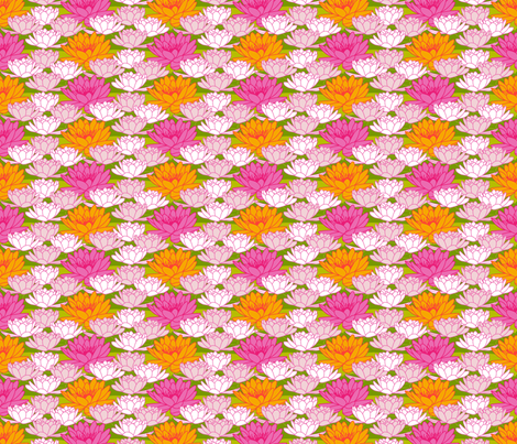 Lily fabric by motifs_et_cie on Spoonflower - custom fabric