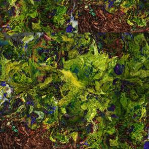 Crotons on acid