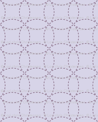 quilted two step