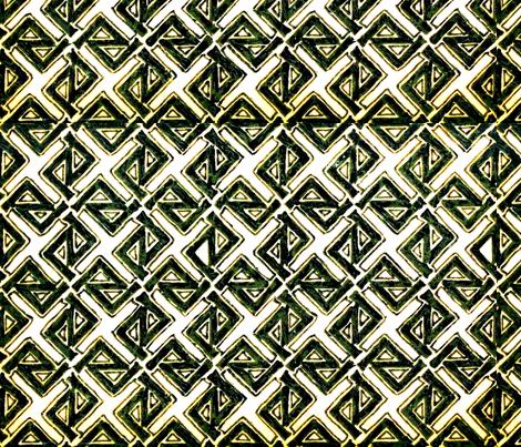 Coptic_Cross fabric by flyingfish on Spoonflower - custom fabric