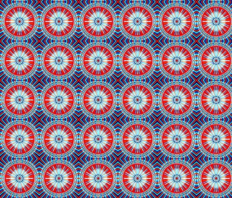 russian ikat fabric by keweenawchris on Spoonflower - custom fabric