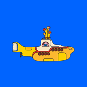 Large Yellow Submarine