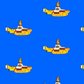 Large Yellow Submarine