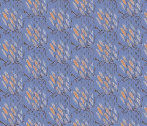 Karoline2 fabric by miamaria on Spoonflower - custom fabric