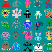 64 Monsters