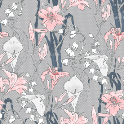 Lily Love (in Paris Grey)