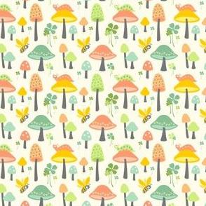 Sweet Shrooms: Cream