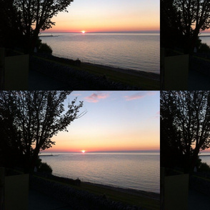 Sunset at Olcott