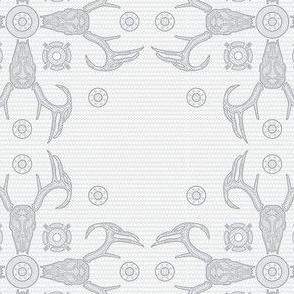 Hannibal Deer Lace