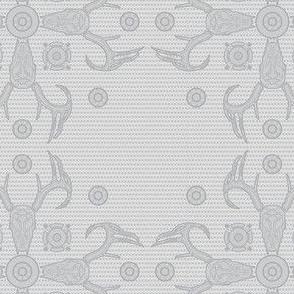 Hannibal Deer Lace-Dark