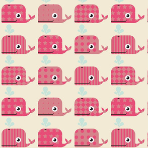 A Whale Of A Pattern 1