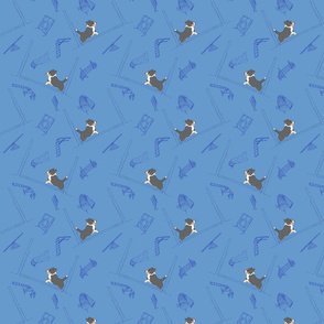 Agility Cardigans - blue