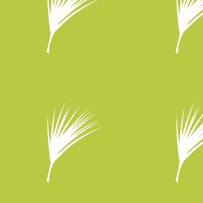 Palmetto - Lemongrass Reverse