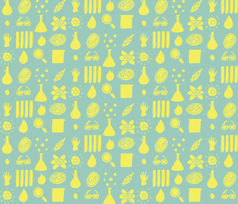 science_print-ed-ch-ch fabric by katesbeads on Spoonflower - custom fabric