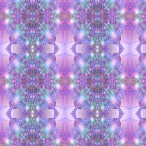 Purple and Blue Bubble Fractal