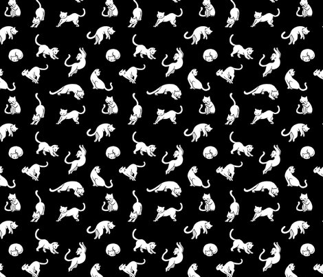 Kitty-whiteonblack-repeated-spoonflower_shop_preview