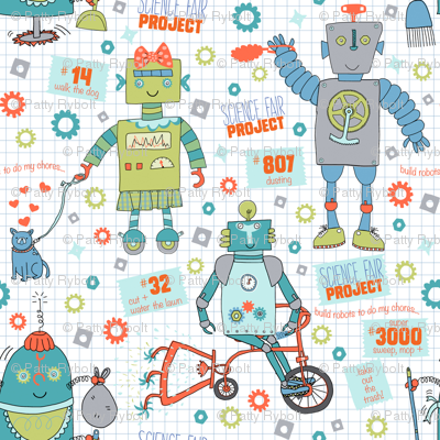 the 'robot project'