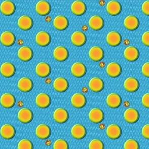 amazing citrus dots