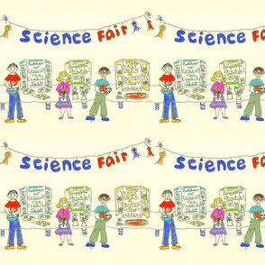 Science Fair Sketchbook
