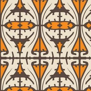 Art Nouveau Serpentine 1c