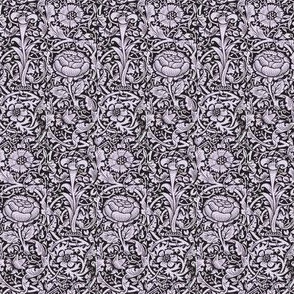 Morris Lily Grisaille
