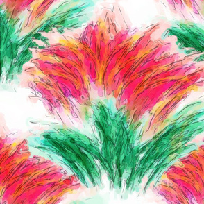 Frenzied Lilies