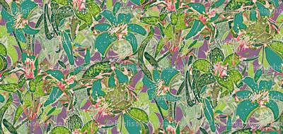 Ode To Springtime Lillies
