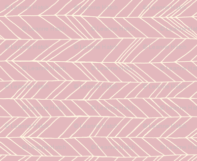 featherland dusty pink rotated