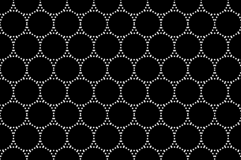 dotty dot fabric by keweenawchris on Spoonflower - custom fabric