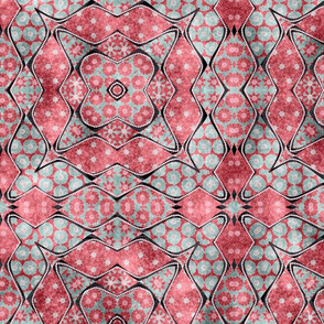 floral patchwork batik 1